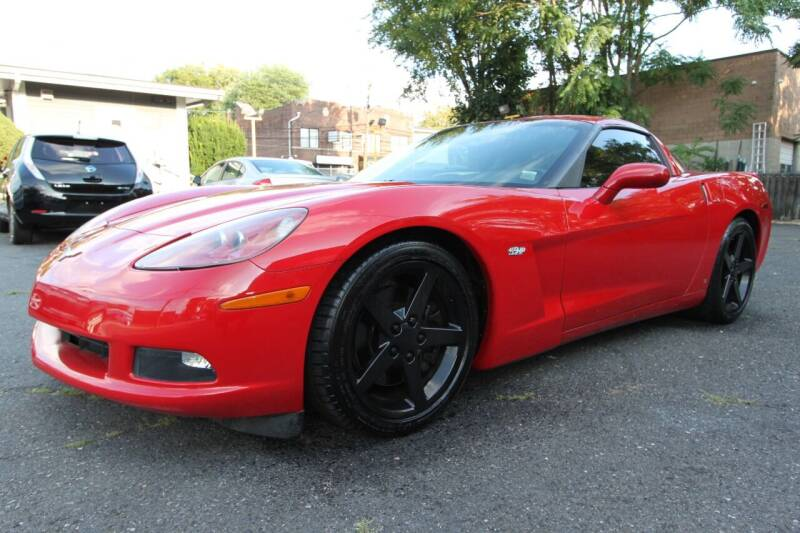 2007 Chevrolet Corvette for sale at AA Discount Auto Sales in Bergenfield NJ