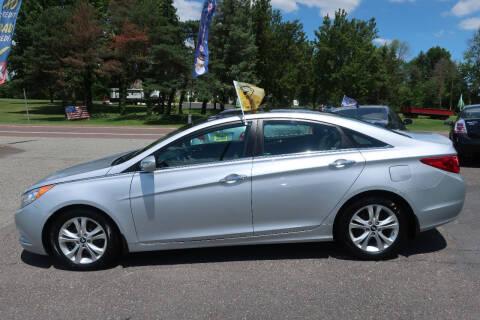 2012 Hyundai Sonata for sale at GEG Automotive in Gilbertsville PA