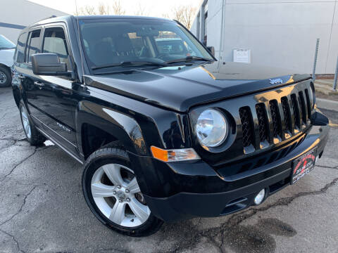 2015 Jeep Patriot for sale at JerseyMotorsInc.com in Teterboro NJ