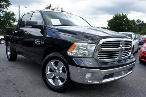 2017 RAM Ram Pickup 1500 for sale at CU Carfinders in Norcross GA