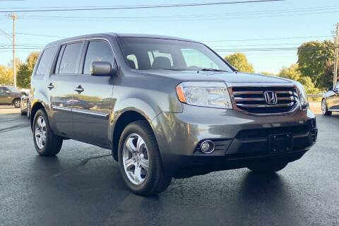 2012 Honda Pilot for sale at Knighton's Auto Services INC in Albany NY