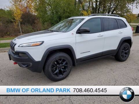 2016 Jeep Cherokee for sale at BMW OF ORLAND PARK in Orland Park IL