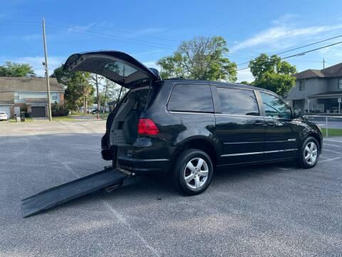 2009 Volkswagen Routan for sale at Asap Motors Inc in Fort Walton Beach FL