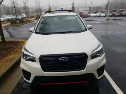 2019 Subaru Forester for sale at Lou Sobh Kia in Cumming GA