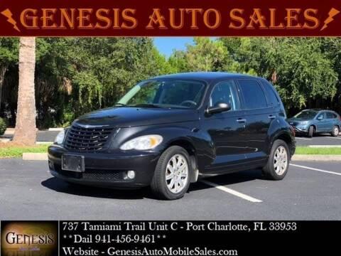 2008 Chrysler PT Cruiser for sale at GENESIS AUTO SALES in Port Charlotte FL