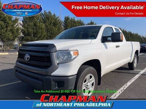 2016 Toyota Tundra for sale at CHAPMAN FORD NORTHEAST PHILADELPHIA in Philadelphia PA