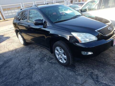 2007 Lexus RX 350 for sale at Best Deal Motors in Saint Charles MO