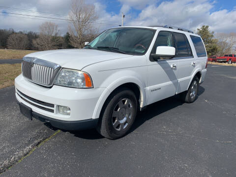 2006 Lincoln Navigator for sale at Gary Sears Motors in Somerset KY