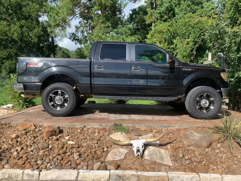 2012 Ford F-150 for sale at Texas Truck Sales in Dickinson TX