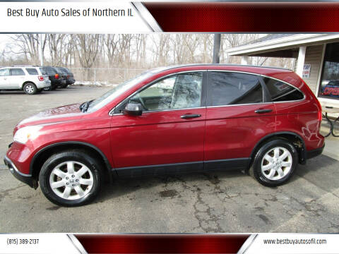 2008 Honda CR-V for sale at Best Buy Auto Sales of Northern IL in South Beloit IL