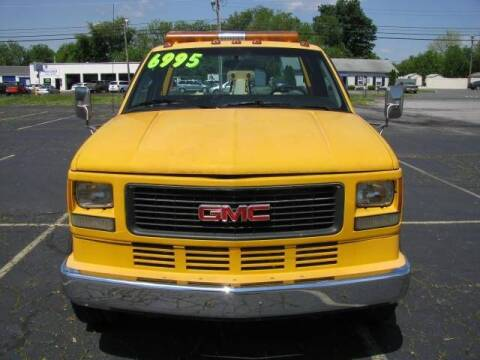 1995 GMC Sierra 3500 for sale at Iron Horse Auto Sales in Sewell NJ