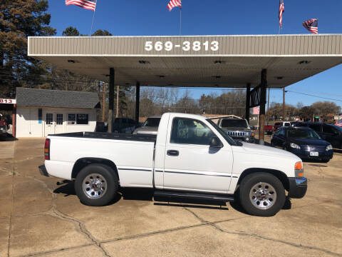 2007 GMC Sierra 1500 for sale at BOB SMITH AUTO SALES in Mineola TX