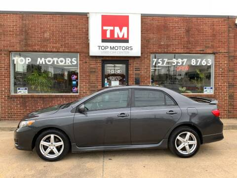2010 Toyota Corolla for sale at Top Motors LLC in Portsmouth VA