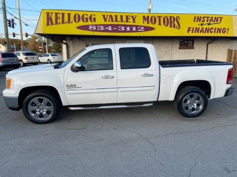 2011 GMC Sierra 1500 for sale at Kellogg Valley Motors in Gravel Ridge AR