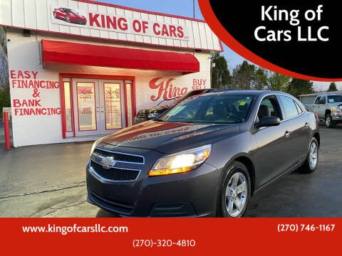 2013 Chevrolet Malibu for sale at King of Cars LLC in Bowling Green KY