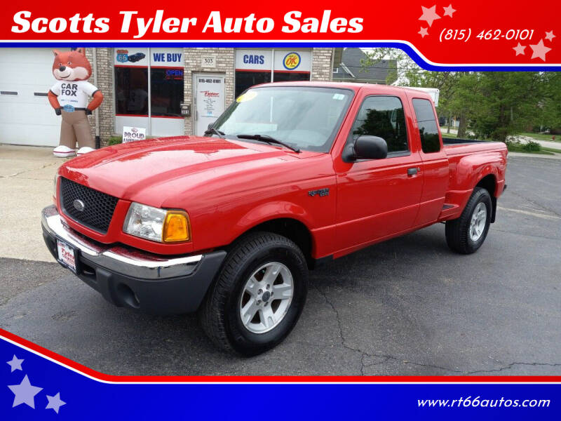 2003 Ford Ranger for sale in Wilmington, IL