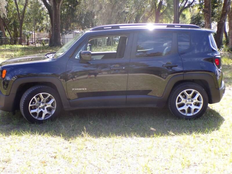 2015 Jeep Renegade Latitude 4dr SUV - Fruitland Park FL