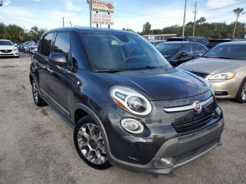2014 FIAT 500L for sale at Mars auto trade llc in Kissimmee FL