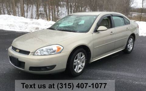 2011 Chevrolet Impala for sale at Pete Kitt's Automotive Sales & Service in Camillus NY
