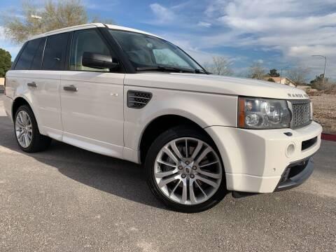2009 Land Rover Range Rover Sport for sale at Boktor Motors in Las Vegas NV
