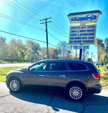 2012 Buick Enclave for sale at JEREMYS AUTOMOTIVE in Casco MI