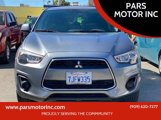 2014 Mitsubishi Outlander Sport for sale in Pomona, CA