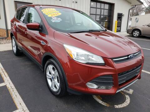 2016 Ford Escape for sale at Kubly's Automotive in Brodhead WI