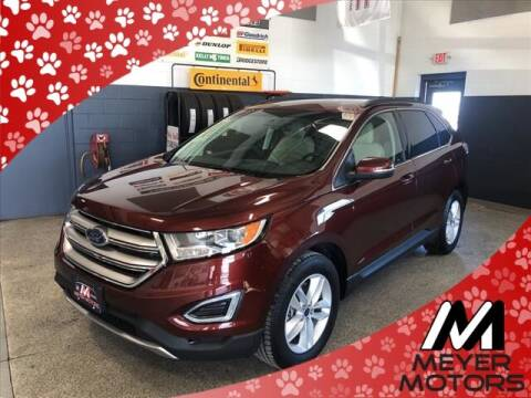 2015 Ford Edge for sale at Meyer Motors in Plymouth WI