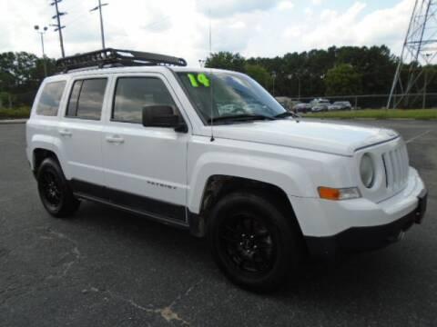 2014 Jeep Patriot for sale at Atlanta Auto Max in Norcross GA