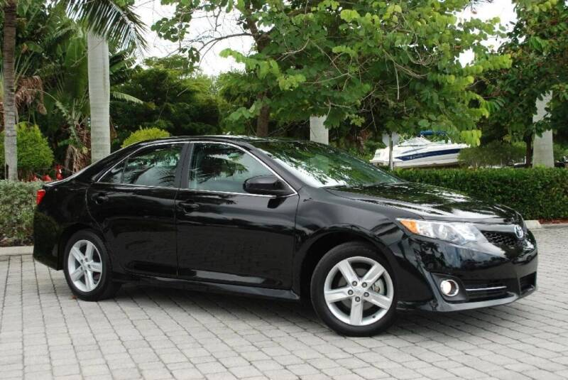 2014 Toyota Camry for sale at Auto Quest USA INC in Fort Myers Beach FL