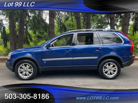 2006 Volvo XC90 for sale at LOT 99 LLC in Milwaukie OR