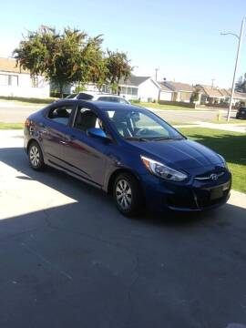 2017 Hyundai Accent for sale at Carpower Trading Inc. in Anaheim CA