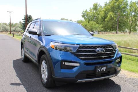 2021 Ford Explorer for sale at Northwest Premier Auto Sales in West Richland And Kennewick WA