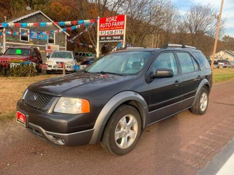 2007 Ford Freestyle for sale at Korz Auto Farm in Kansas City KS