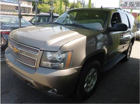 2012 Chevrolet Tahoe for sale at Klean Carz in Seattle WA