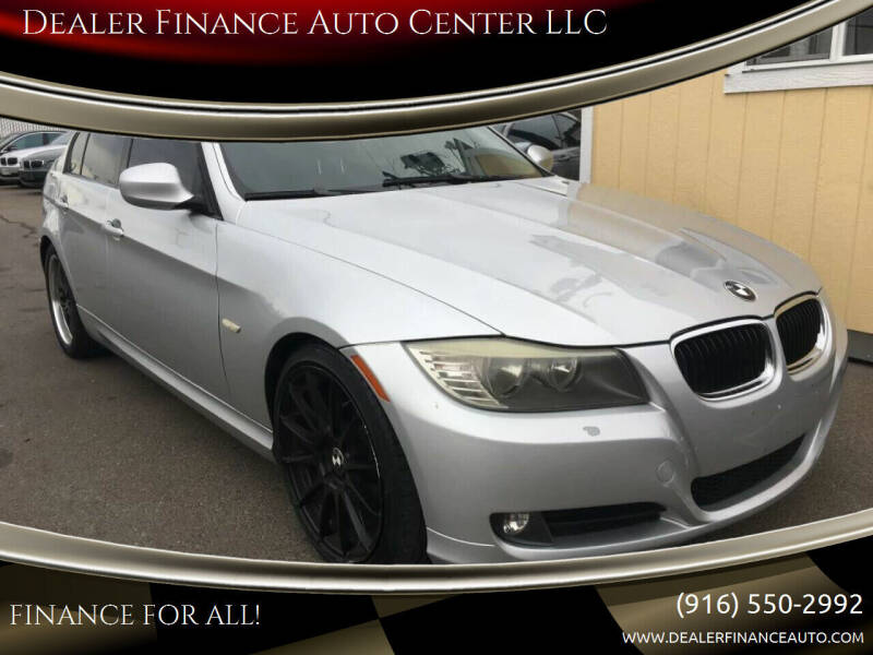 2009 BMW 3 Series for sale at Dealer Finance Auto Center LLC in Sacramento CA
