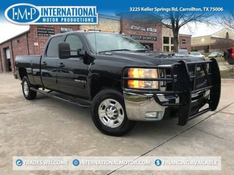 2009 Chevrolet Silverado 3500HD for sale at International Motor Productions in Carrollton TX