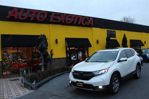 2017 Honda CR-V for sale at Auto Exotica in Red Bank NJ