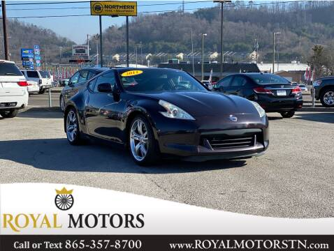 2011 Nissan 370Z for sale at ROYAL MOTORS LLC in Knoxville TN