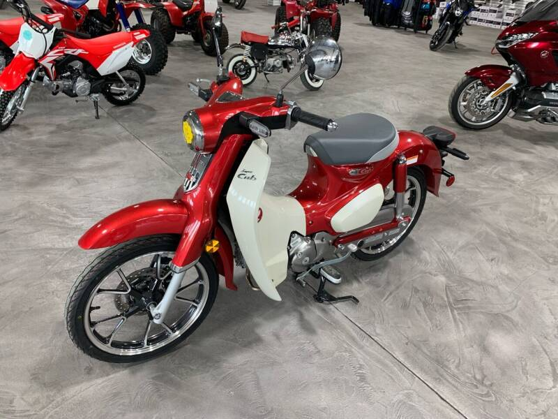2021 Honda Super Cub for sale at Dan Powers Honda Motorsports in Elizabethtown KY