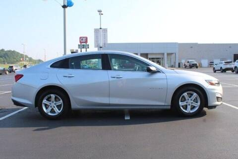 2020 Chevrolet Malibu for sale at Twin City Toyota in Herculaneum MO