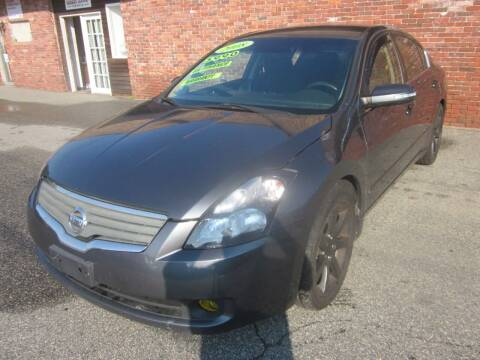 2008 Nissan Altima for sale at Tewksbury Used Cars in Tewksbury MA