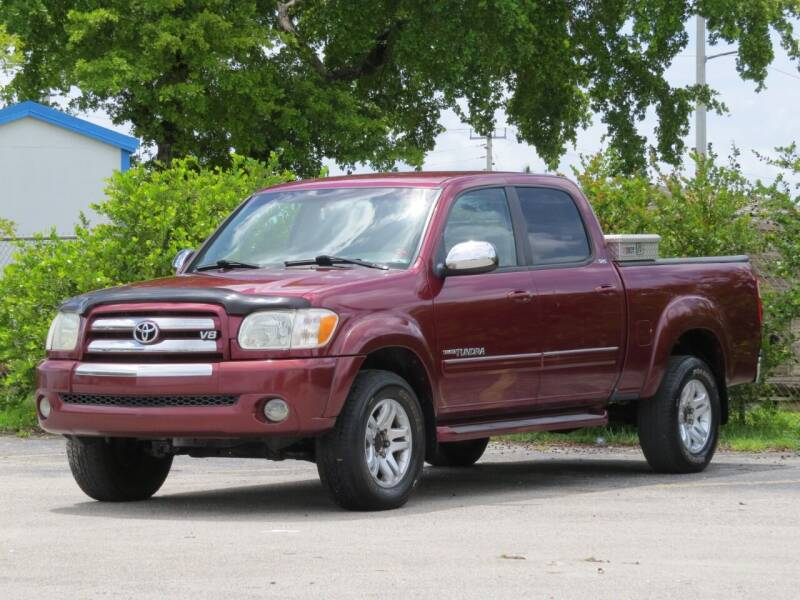 2006 Toyota Tundra for sale at DK Auto Sales in Hollywood FL