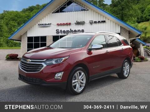 2020 Chevrolet Equinox for sale at Stephens Auto Center of Beckley in Beckley WV