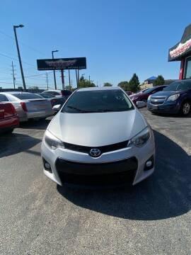 2015 Toyota Corolla for sale at Washington Auto Group in Waukegan IL