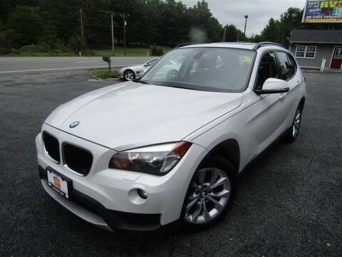 2013 BMW X1 for sale at Guarantee Automaxx in Stafford VA