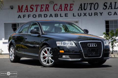 2010 Audi A6 for sale at Mastercare Auto Sales in San Marcos CA