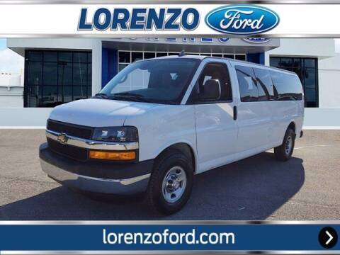 2019 Chevrolet Express Passenger for sale at Lorenzo Ford in Homestead FL