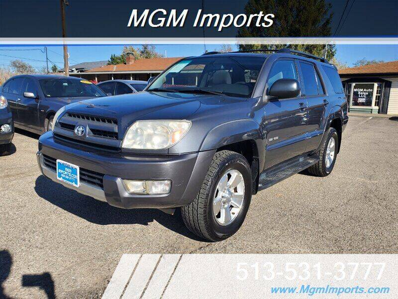 2004 Toyota 4Runner for sale at MGM Imports in Cincannati OH