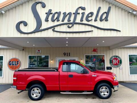 2006 Ford F-150 for sale at Stanfield Auto Sales in Greenfield IN